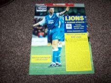 Millwall v Oldham Athletic, 1994/95